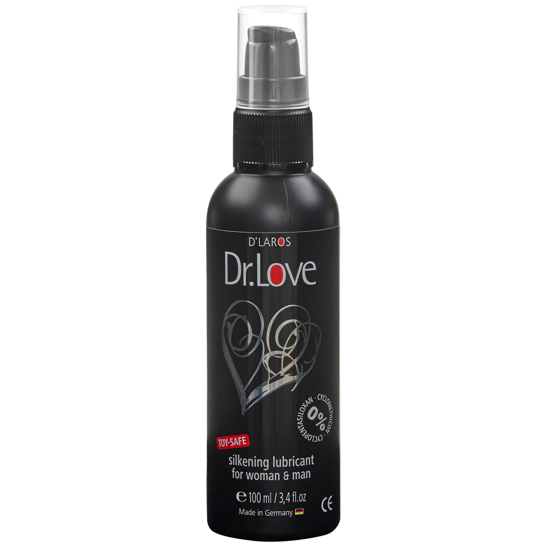 Dr. Love Silikon Glidmedel 100 ml - TESTVINNARE   Brands, Glidmedel, Tillbehör, Testvinnare, Silikonbaserat Glidmedel, Silikon Glidmedel, Dr.Love, Sexshop, Glidmedel Apotek   Intimast.se - Sexleksaker