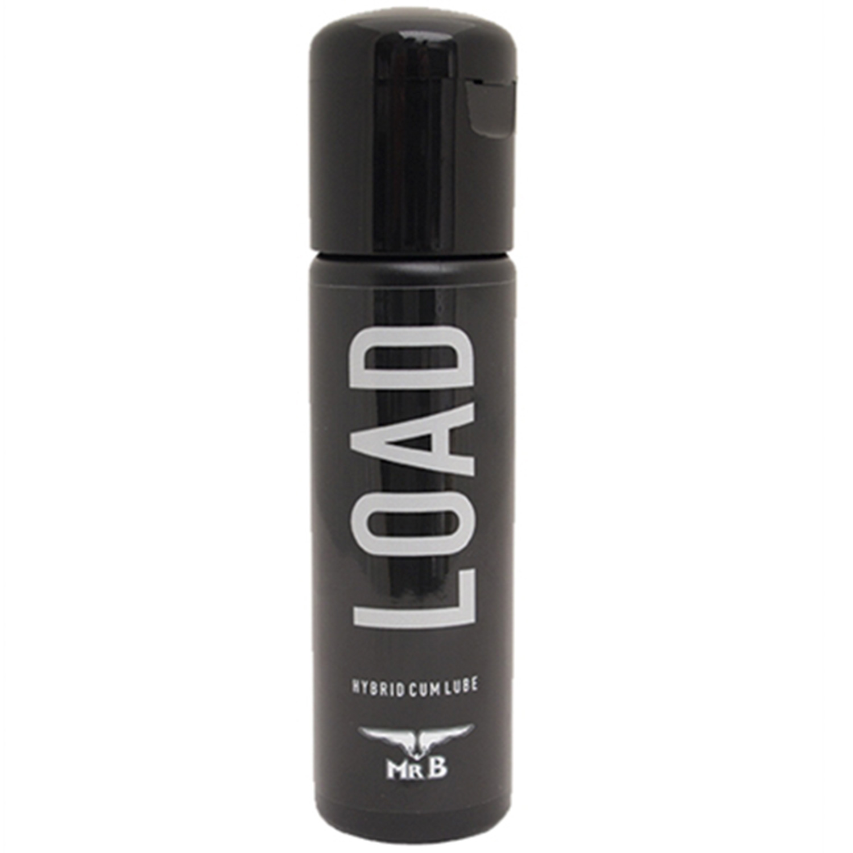 Mister B Load Cum Lube Glidmedel 100 ml | Brands, Glidmedel, Kondomglidmedel, Vattenbaserade, Silikon Glidmedel, Mister B | Intimast.se - Sexleksaker