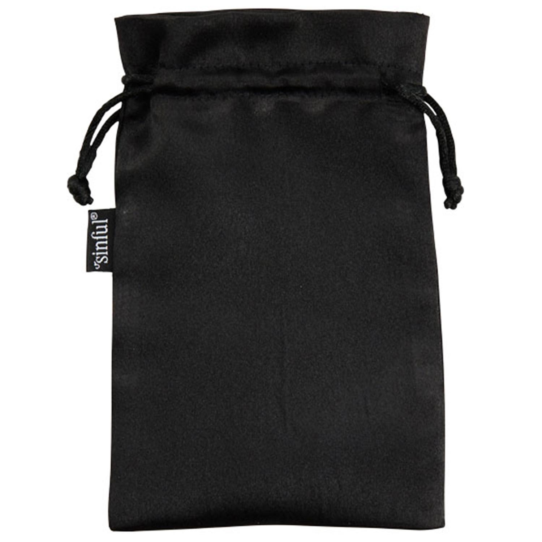 Sinful Satin Toy Bag Small | Brands, Tillbehör, Opbevaring, Förvaring, Sinful | Intimast.se - Sexleksaker