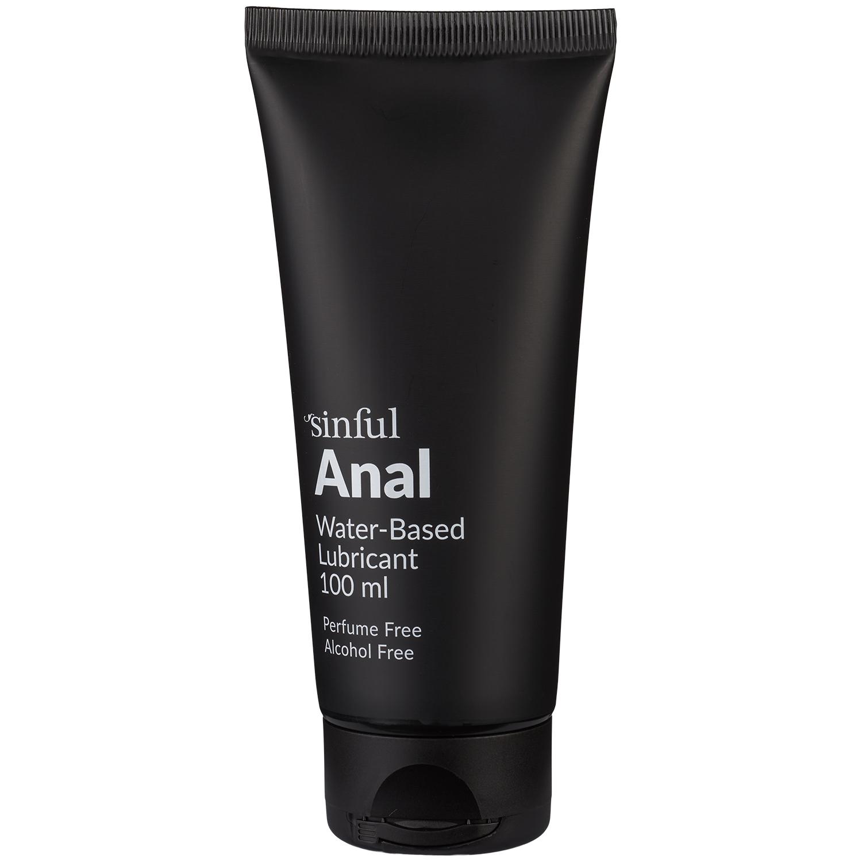 Glidmedel Anal