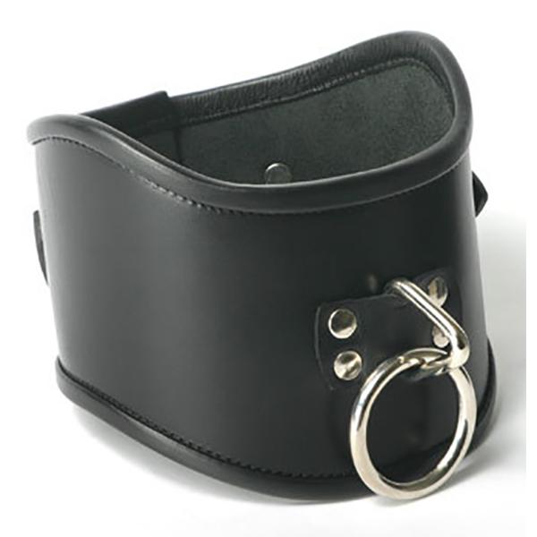 Strict Leather Locking Posture Collar Halsband | Fetish, Brands, Handbojor & Bondage, Halsband, Mixed Fetish, Strict Leather | Intimast.se - Sexleksaker