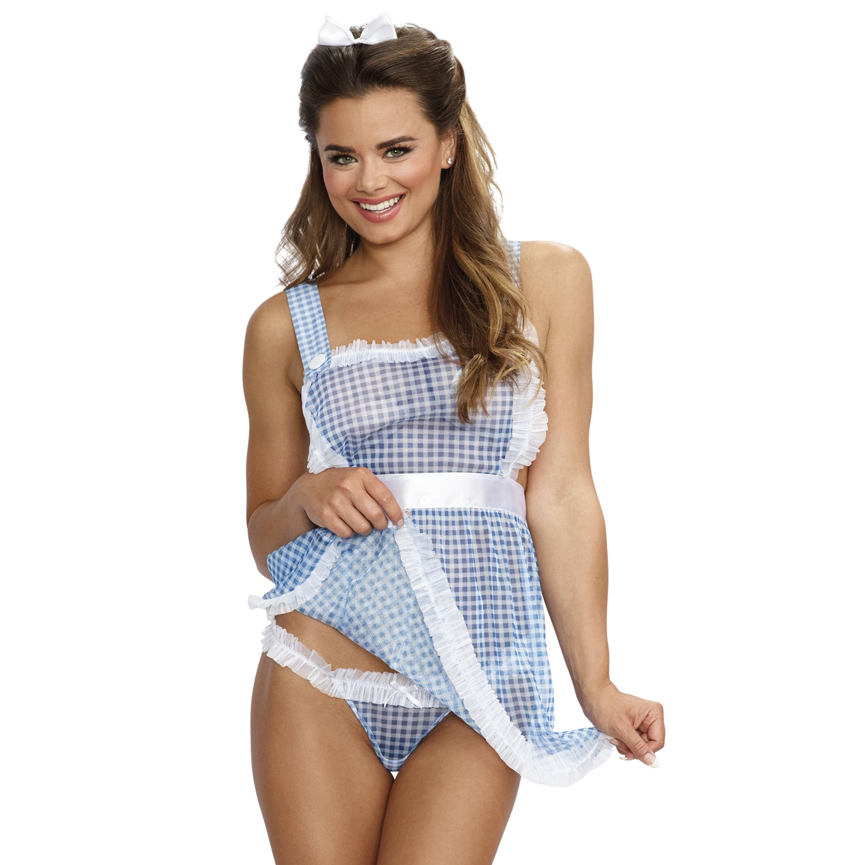 Dreamgirl Bondflickekostym | Brands, Lingeri, Kostymer, Dreamgirl, Vinterrea på sexiga underkläder | Intimast.se - Sexleksaker