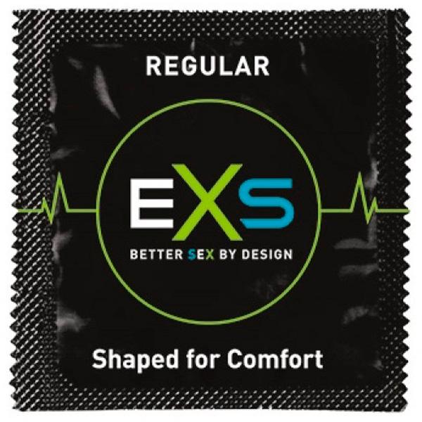 EXS Regular Kondomer 100 st | Brands, Tillbehör, Kondomer, Vanliga Kondomer, Billiga Kondomer, Mixed | Intimast.se - Sexleksaker