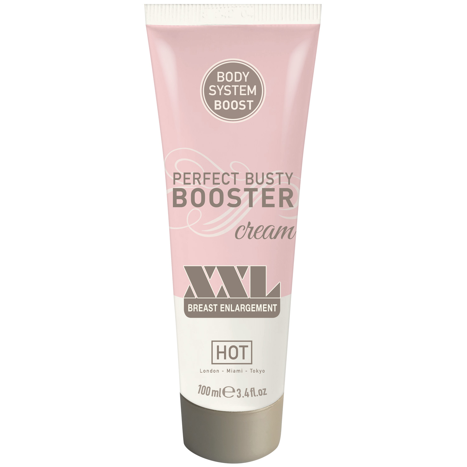 Hot XXL Busty Booster 100 ml | Brands, Tillbehör, Mixed, Intimhygien | Intimast.se - Sexleksaker