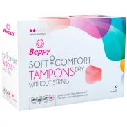 Beppy Dry Comfort Tampons 8-pack