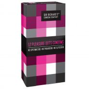 Sir Richards Pleasure Dots Kondomer 12 st