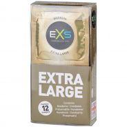 EXS Magnum Extra Large Kondomer 12 st
