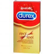 Durex RealFeel Latexfria Kondomer 8 st