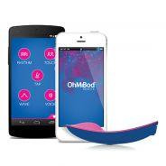 OhMiBod BlueMotion App-styrd Trådlös Klitoris Vibrator