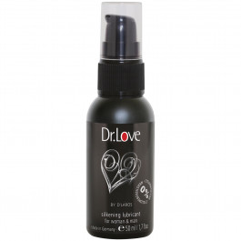 Dr. Love Silikon Glidmedel 50 ml - TESTVINNARE