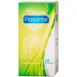 Pasante Infinity Delay Kondomer 12-pack
