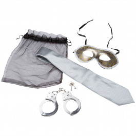 Sex & Mischief Trilogy Kit för Mjuk Bondage