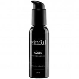 Sinful Aqua Vattenbaserat Glidmedel