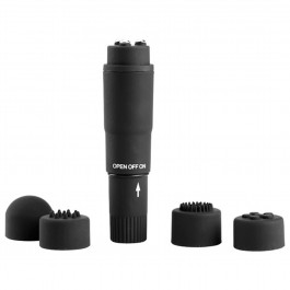 Sinful Black Pocket Vibrator