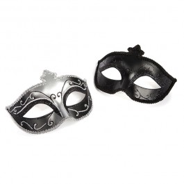 Fifty Shades of Grey Masquerade Masker 2 st