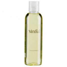Sinful Mandel Massageolja 200 ml