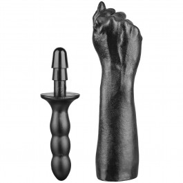 Titanmen The Fist Knytnäve Med Vac-U-Lock Handtag