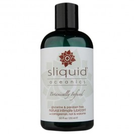 Sliquid Oceanics Natural Ekologiskt Glidmedel 125 ml
