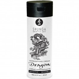 Shunga Dragon Sensitive Stimulerande Kräm 60 ml