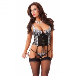 Amorable by Rimba Alluring Chemise Set i 3 Delar