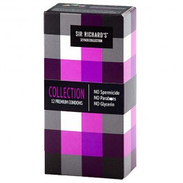 Sir Richards Collection kondomer 12 st
