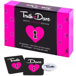 Truth or Dare Erotiskt Spel till Par