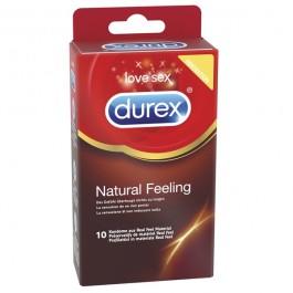 Durex Natural Feeling Latexfria Kondomer 10 st