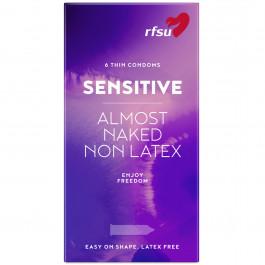 RFSU So Sensitive Latexfria Kondomer 6 st