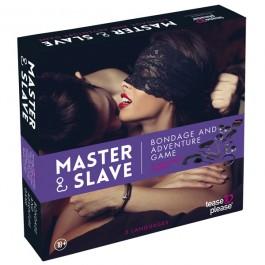 Master & Slave Bondagespel för Par
