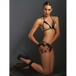 Kink by Leg Avenue Öppen BH Set