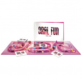Oral Fun Game Brädspel
