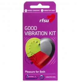 RFSU Good Vibration Kondomer 6 st