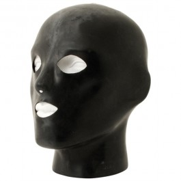 Heavy Rubber Anatomical Latex Mask