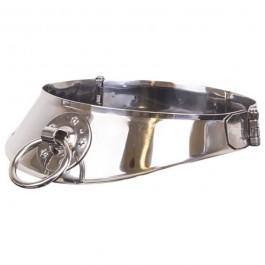 Kiotos Gladiator Låsbart Metallhalsband med O-ring