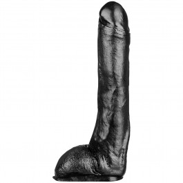 All Black Sven Dildo 29 cm