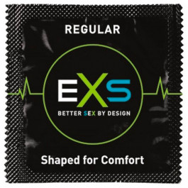EXS Regular Kondomer 100 st