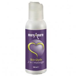 Moreamore Skin Glyde 2-i-1 Massage och Glidmedel 100 ml