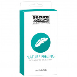 Secura Nature Feeling Kondomer 12 st
