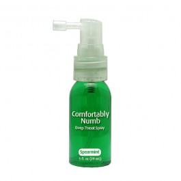 Comfortably Numb Deep Throat Spray 29 ml