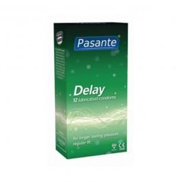 Pasante Delay Kondomer 12-pack