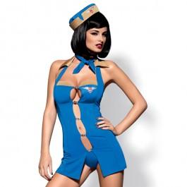 Obsessive Air Hostess Flygvärdinneuniform