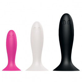 Love To Love Godebuster Family Dildo med Sugpropp