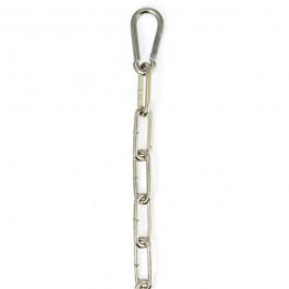 Rimba Metal Kedja med Karbinhakar 200 cm