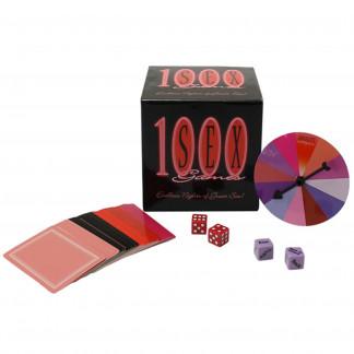 1000 Sex Games - Engelska