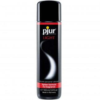 Pjur Light Silikon Glidmedel 100 ml