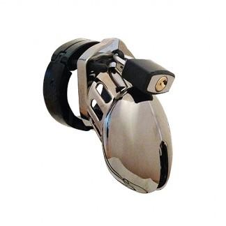 CB-6000S Chrome 6,35 cm Kyskhetsbälte