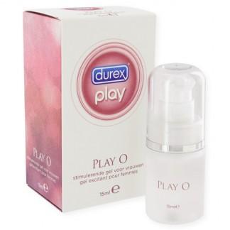 Durex Play O Stimulerande Gel för Kvinnor
