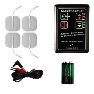 ElectraStim ElectraPads Elektro Set
