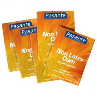 Pasante Latex-Fri Dams Slickelappar 15 st