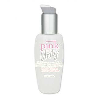 Pink Unity Hybrid Silikon Glidmedel 100 ml.